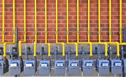 Tubos gas y agua soldados uso industrial