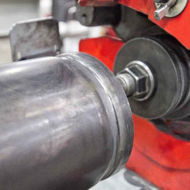 Tubo in acciaio: la Grovatura
