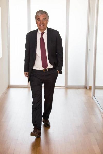 Presidente de Acciaitubi Marco Berera